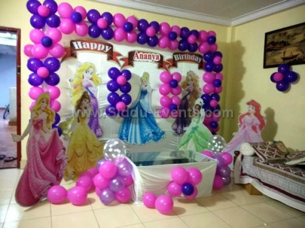 Best Value Princess Balloon Decoration