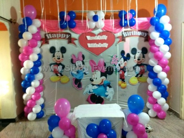 Minnie Mouse Decoration