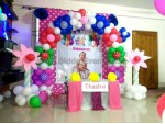 Flower Balloon Arch Decoration