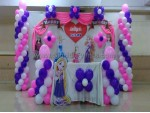 Princess Drape Decoration