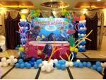 Underwater Flex Theme Decoration