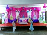 Circle Princess Theme Decoration