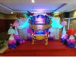 Floral And Balloon Decoration