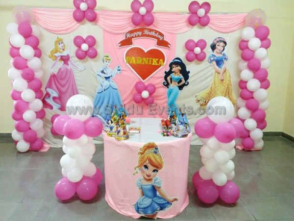 Basic Princess Decoration
