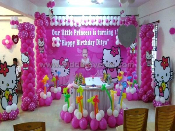 Hello Kitty Flex Decoration