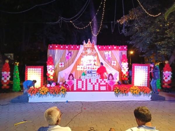 Grand Fairy Theme Decoration