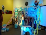 Frozen Theme Decoration