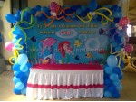 Mermaid Theme Decoration