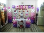Simple Hello Kitty Decoration