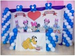 Minnie Mouse Theme Decoration