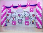 Basic Hello Kitty Decortaion