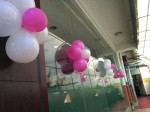 3 Circle Balloon Arch Decoration