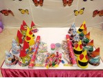 Princess Theme Paper Craft Decoration