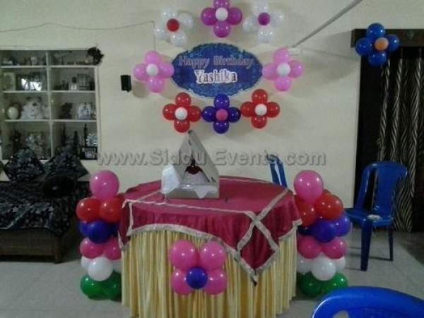 Best Money Saving Balloon Decoration