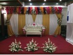 Simple Traditional Engagement Decoration