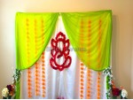 House Warming Ganesha Theme Decoration