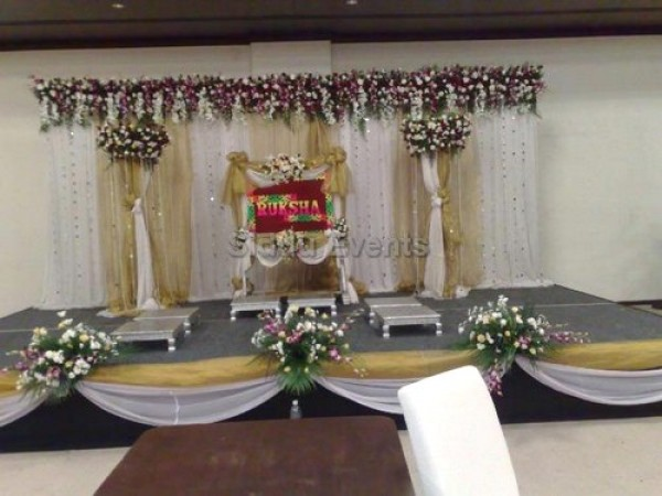 Tradition Decor For Naming Ceremony