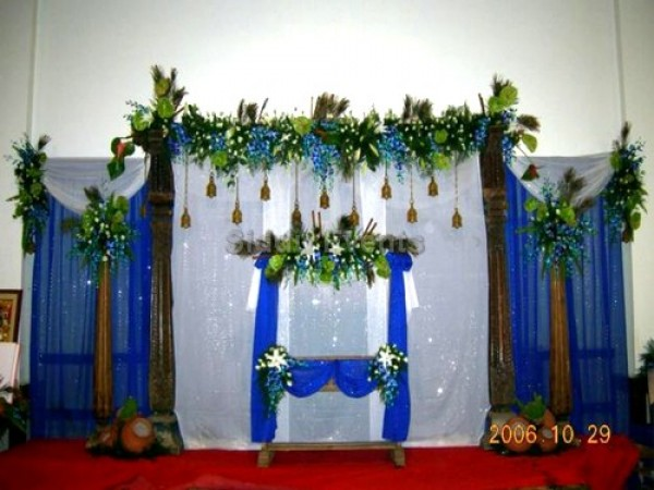 Traditional Naming Ceremony Decoration 1