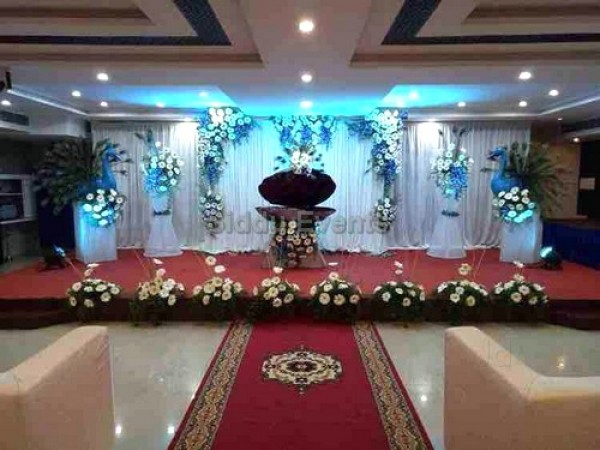 Grand Naming Ceremony Decoration