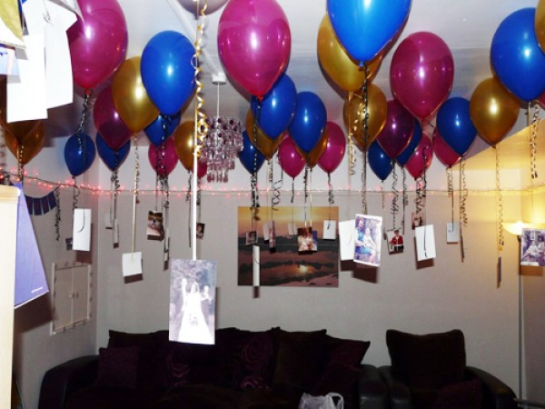 Surprise Party For Husband