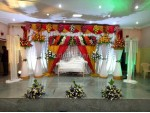 Hindu Traditional Wedding Backdrop