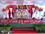 Hindu Traditional Backdrop For Wedding