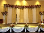 Elegant Simple Wedding Decoration