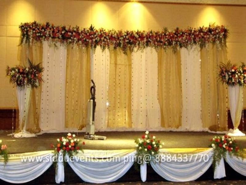 Simple Wedding Decorations.Elegant Simple Wedding Decoration