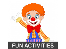 Fun Activities - Birthday Decoration Bangalore